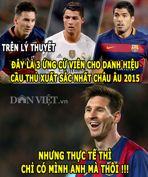 "anh che: muon ""an hoi"" hay den barca, messi ""no vang troi"" hinh anh 4"