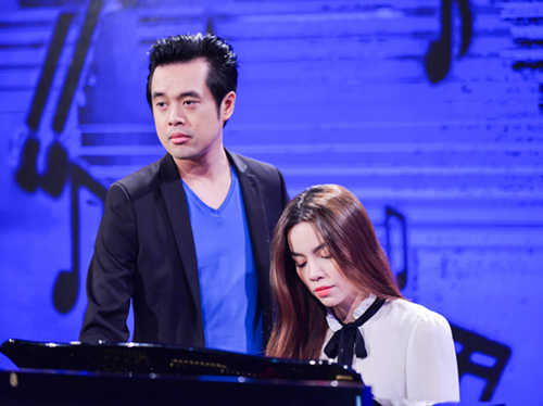 minh tuyet ve nuoc co van cho cam ly tai the voice kids hinh anh 5