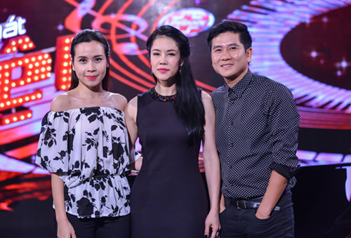 minh tuyet ve nuoc co van cho cam ly tai the voice kids hinh anh 7