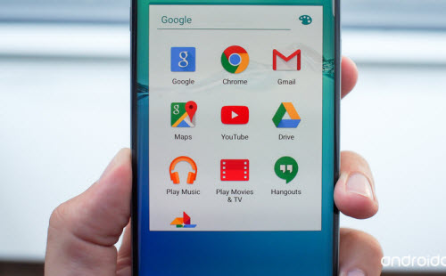 google xoa 4 ung dung it quen khoi android hinh anh 1