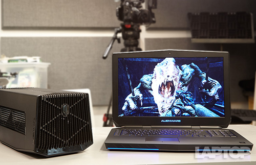 alienware 17 (2015): sieu laptop danh cho game thu hinh anh 2
