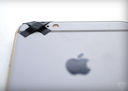 apple se thay the camera isight loi cua iphone 6 plus hinh anh 1