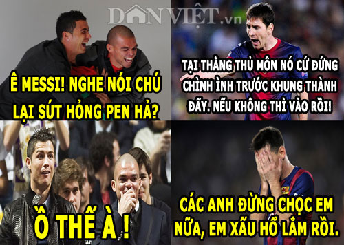 "anh che: messi doat hoa hau miss penalty, pedro ""ganh team"" chelsea hinh anh 2"