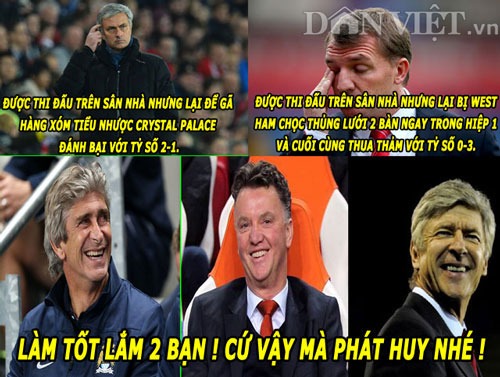 anh che: van gaal mia mai wenger, balotelli muon gia nhap west ham hinh anh 1