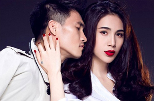 "thuy tien giai thich ly do chon ten phim ""diep vu 3 lo"" hinh anh 2"