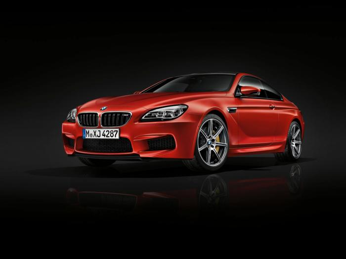 bmw se mang bmw m6 competition edition toi  frankfurt motor show 2015 hinh anh 1