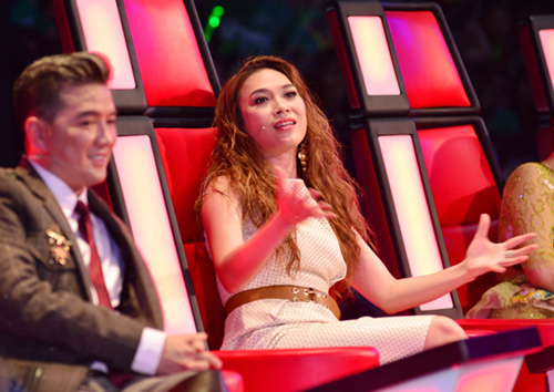 "nhung quyet dinh gay ""soc"" cua hlv the voice hinh anh 4"