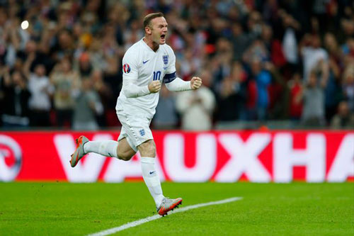 rooney thiet lap 2 ky luc ghi ban o dt anh hinh anh 1