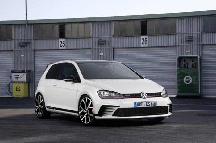 volkswagen golf gti clubsport sap trinh lang hinh anh 1