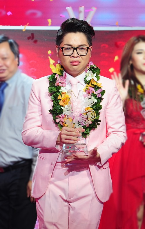 khoanh khac dep trong dem cuoi the voice hinh anh 5