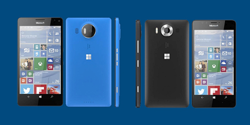 "lumia 950 xl se co gia ""ngang co"" voi iphone 6s hinh anh 1"
