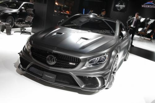 "mercedes-amg s63 coupe black edition ban do ""cuc ngau"" hinh anh 1"