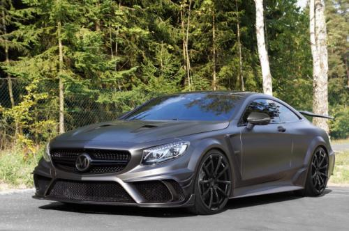 "mercedes-amg s63 coupe black edition ban do ""cuc ngau"" hinh anh 4"