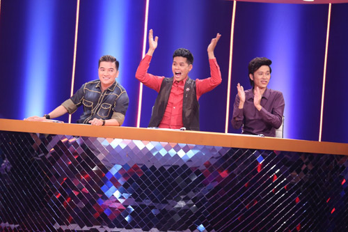 "het the voice, mr dam lam giam khao cho ""nguoi beo"" hinh anh 1"