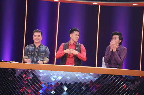 "het the voice, mr dam lam giam khao cho ""nguoi beo"" hinh anh 2"