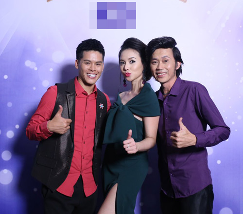 "het the voice, mr dam lam giam khao cho ""nguoi beo"" hinh anh 4"