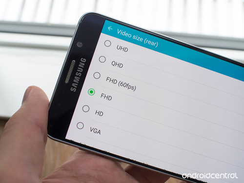 meo dung camera samsung galaxy note 5 can biet hinh anh 3