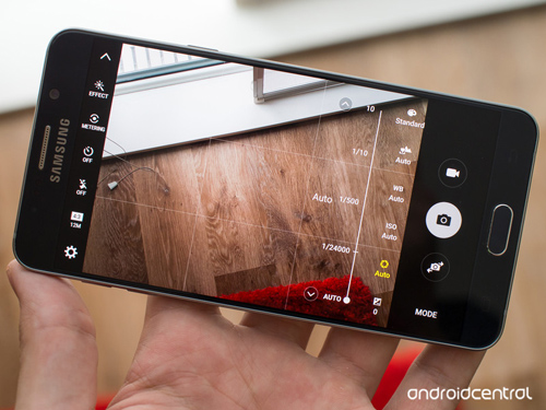 meo dung camera samsung galaxy note 5 can biet hinh anh 4