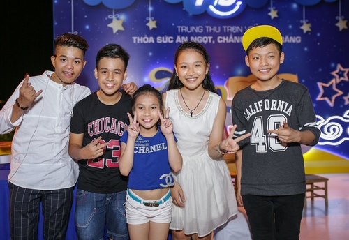 quang anh the voice kids ngay cang sanh dieu hinh anh 6