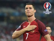 The thao - Bo dao Nha ha Ba Lan, Ronaldo tiet lo thong tin gay soc