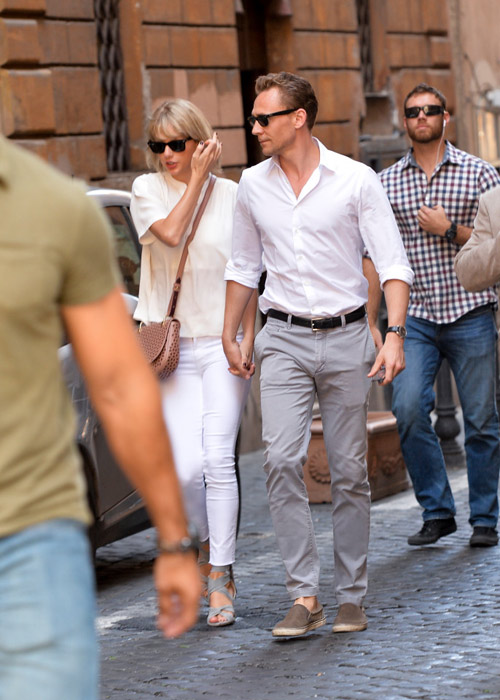 tom hiddleston mat vai 007 vi yeu taylor swift? hinh anh 1