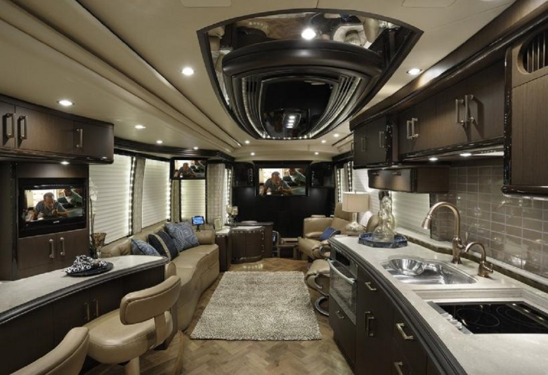 top 10 motorhome sang trong dat nhat the gioi hinh anh 8