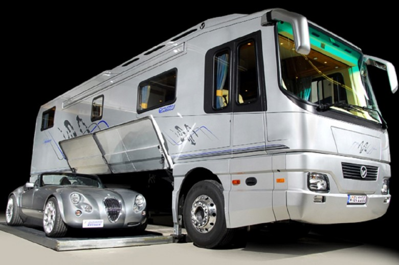 top 10 motorhome sang trong dat nhat the gioi hinh anh 9