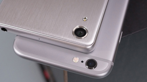 so sanh camera xperia x performance voi iphone 6s hinh anh 1