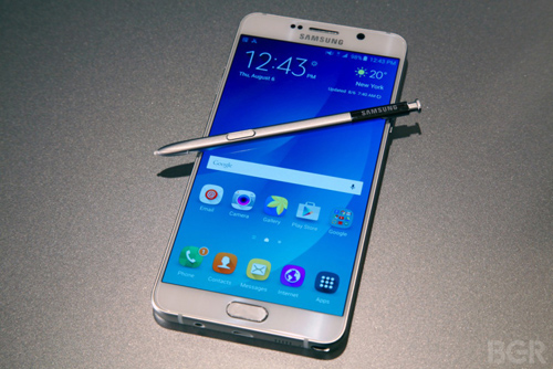 galaxy note 5 la smartphone pho bien nhat the gioi hinh anh 1