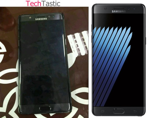 samsung galaxy note7 lo anh thuc te, quet mong mat hinh anh 1