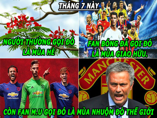 "hau truong (17.7): m.u sap ""nhuom do"" the gioi, chelsea ""cay nat"" premier league hinh anh 2"