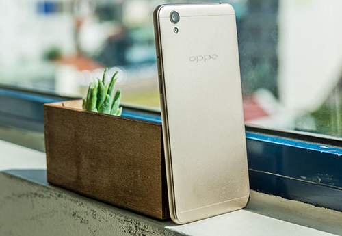 danh gia oppo a37: smartphone tam trung chuyen selfie hinh anh 2