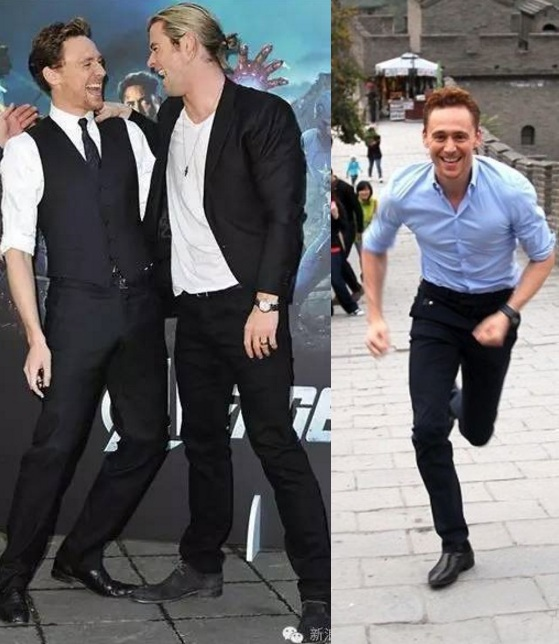 "tom hiddleston bi ""soi"" di mot doi giay hen ho taylor swift hinh anh 11"