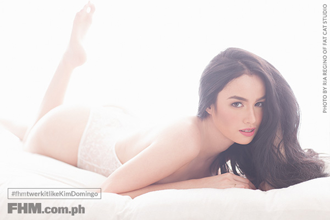 Kim Domingo Fhm Philippines January Scandal Planet 1