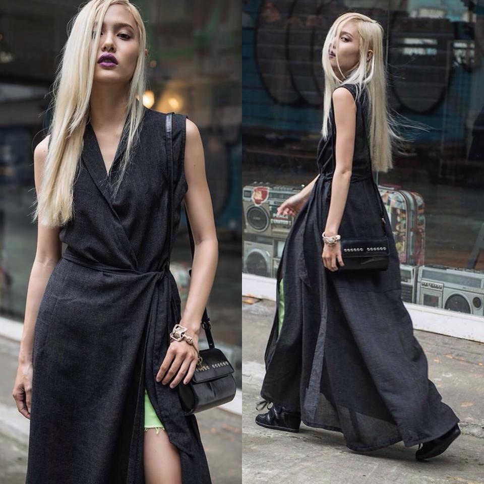 stree style chuan fashionista cua hot girl fung la hinh anh 2