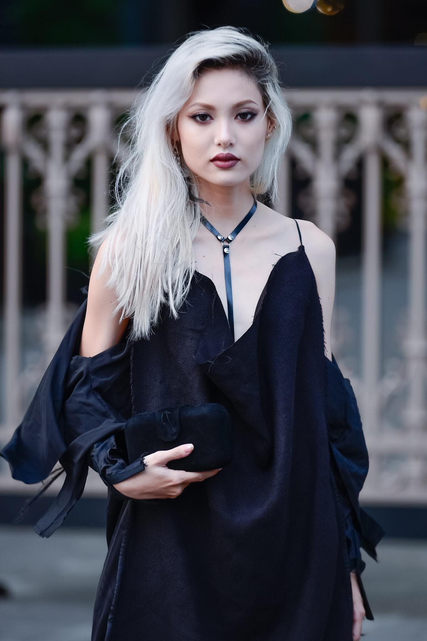 stree style chuan fashionista cua hot girl fung la hinh anh 6