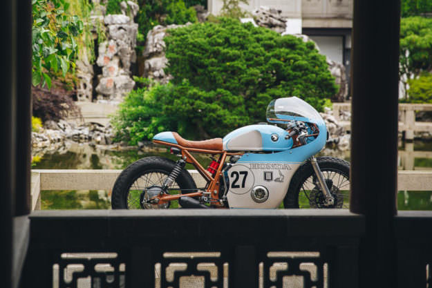 ngam anthony honda cb550 do phong cach cafe racer hinh anh 5