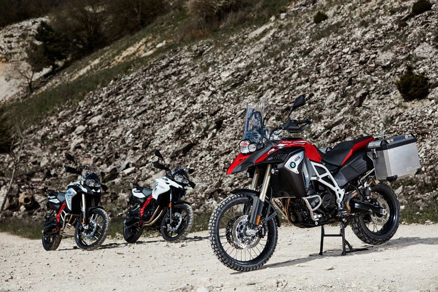 bmw f 800 gs adventure 2017 sang trong cuon hut hinh anh 7