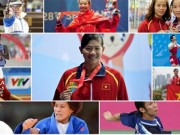 The thao - Danh sach cac VdV Viet Nam du Olympic 2016