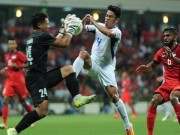 "The thao - Bong da Singapore ""dai loan"", tu bo giac mo AFF Cup 2016?"