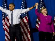 "The gioi - ""Cuoc ket hon"" cua hai co may chinh tri Obama-Hillary dan toi dieu gi?"