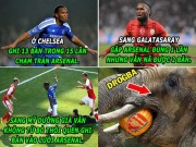 "The thao - HaU TRuoNG (29.7): Drogba la ""hung than"" cua Arsenal, sao Liverpool hoc doi Beckham"