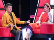 Giai tri - The Voice Kids: dong Nhi, Noo Phuoc Thinh sut me tinh cam