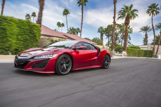 acura nsx 2017 sap co phien ban roadster va type r hinh anh 1