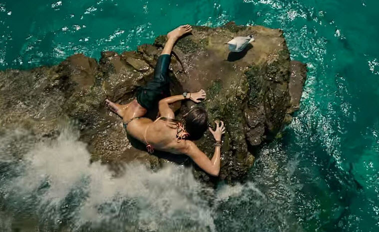 the shallows: phim ve ca map an thit nguoi hot nhat 2016 hinh anh 2