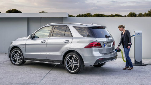 mercedes-benz gle 500e 4matic ve dong nam a gia 2,8 ty dong hinh anh 1