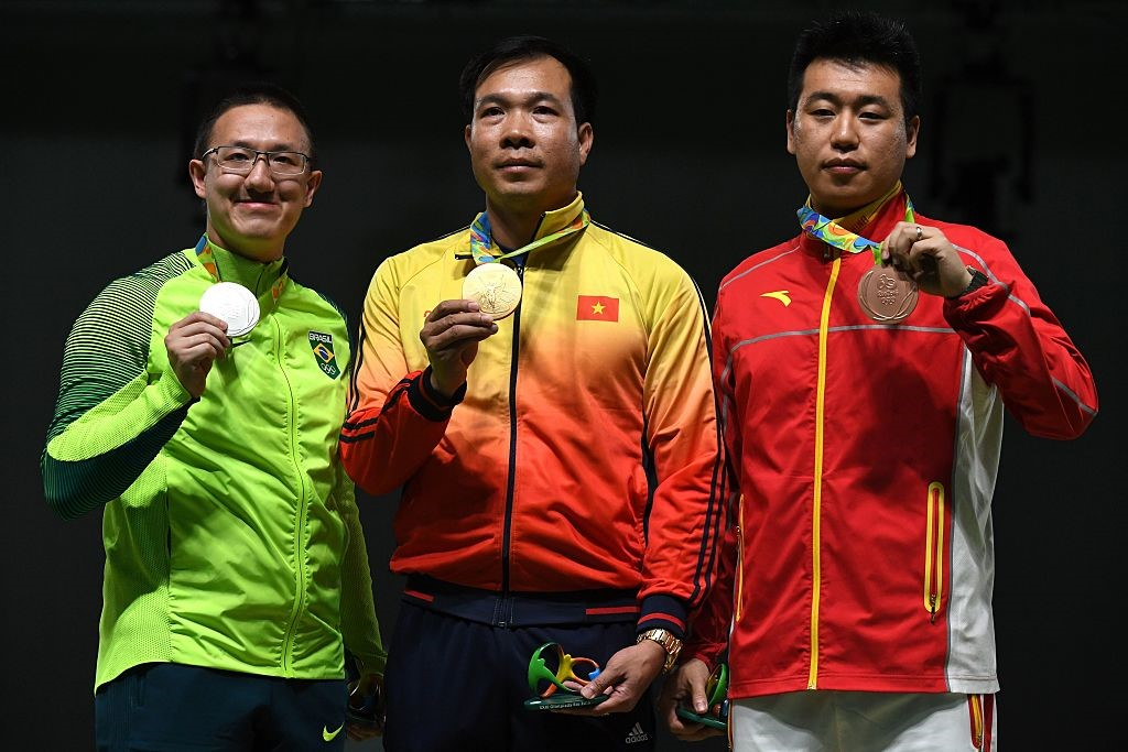 quoc gia dong nam a nao giau thanh tich nhat olympic? hinh anh 1