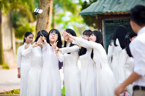 anh ky yeu cua lop co 100% hoc sinh do dh o nghe an hinh anh 5