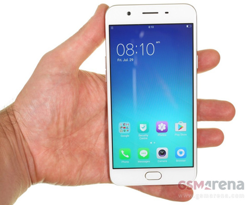 danh gia oppo f1s: camera truoc an tuong, gia hop ly hinh anh 5