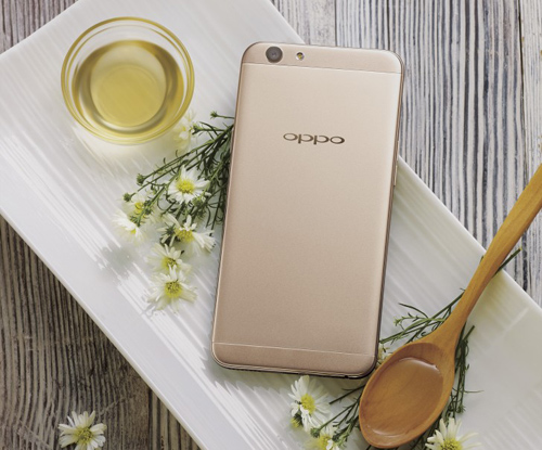 danh gia oppo f1s: camera truoc an tuong, gia hop ly hinh anh 1